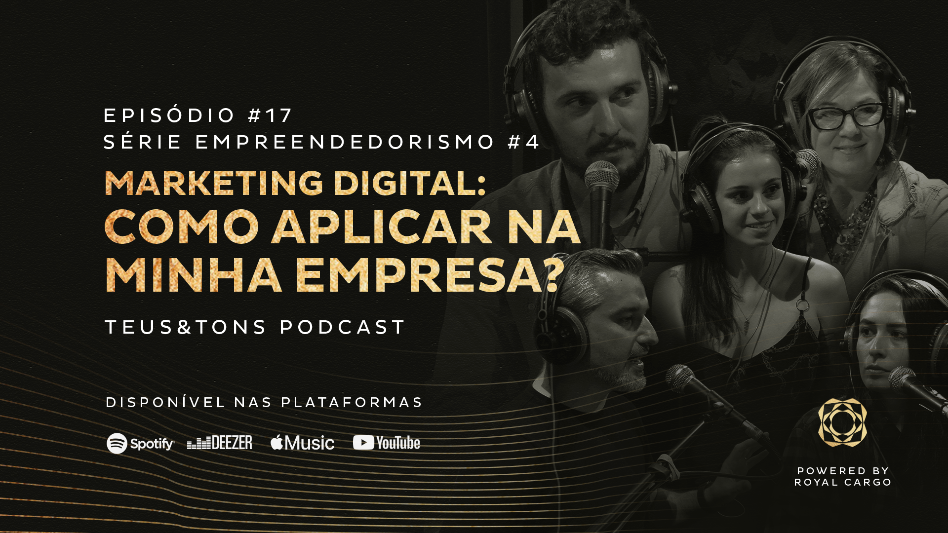 Marketing Digital Podcast